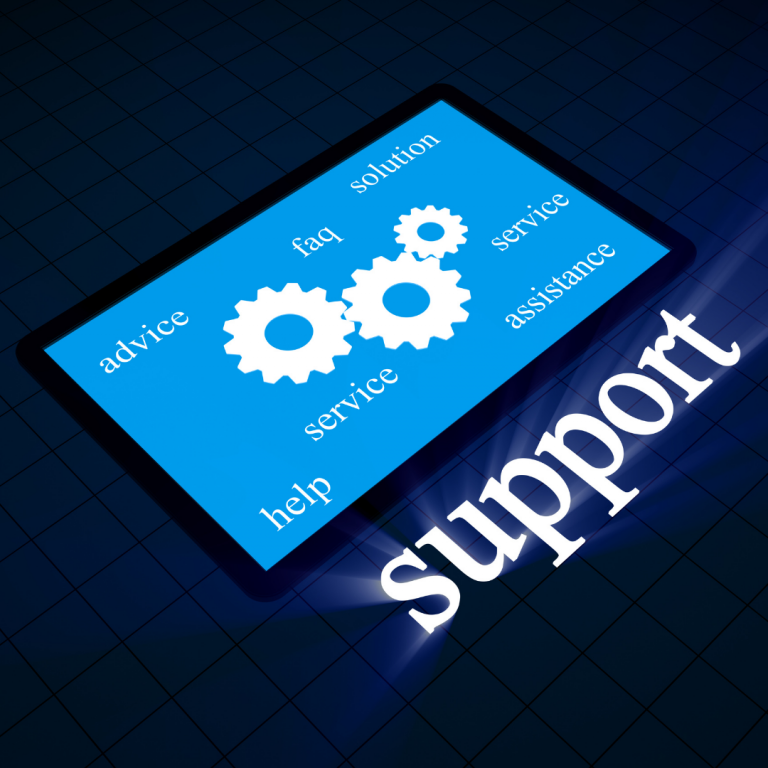 IT Support services for businesses and individuals.