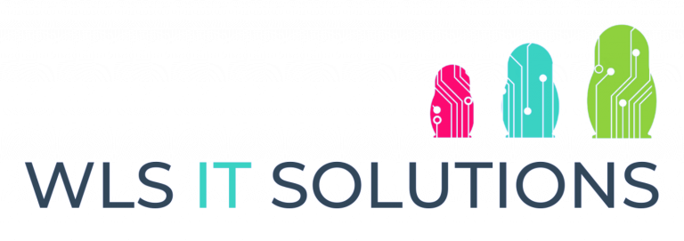 WLS IT Solutions Logo - IT Support, IT Security, Telecommunication, Digital Marketing services.