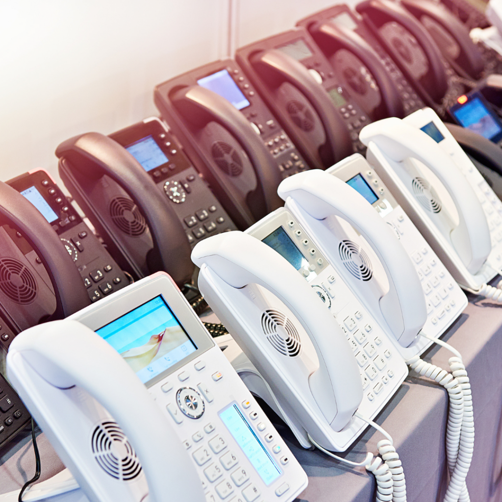 Telecommunication services for businesses