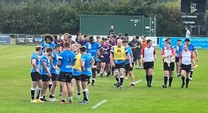 Luctonians vs Loughborough Students